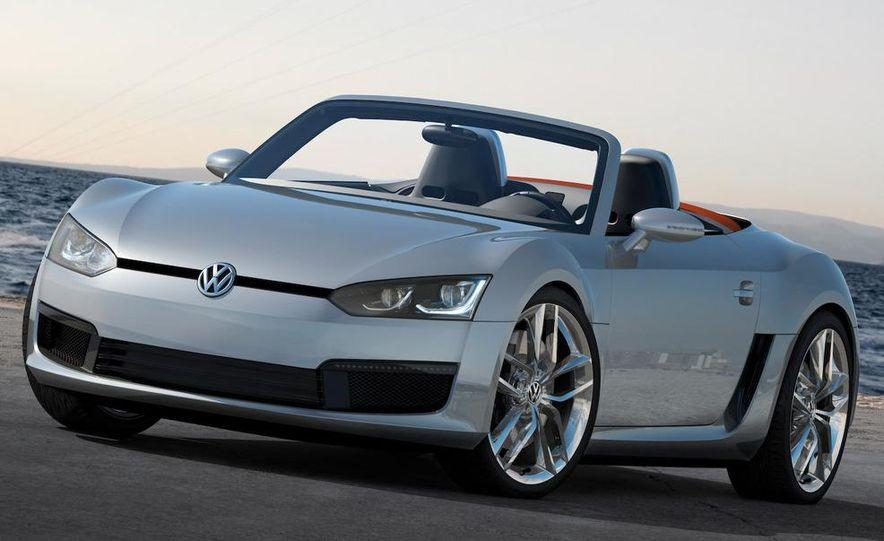 Volkswagen Concept BlueSport - Slide 8