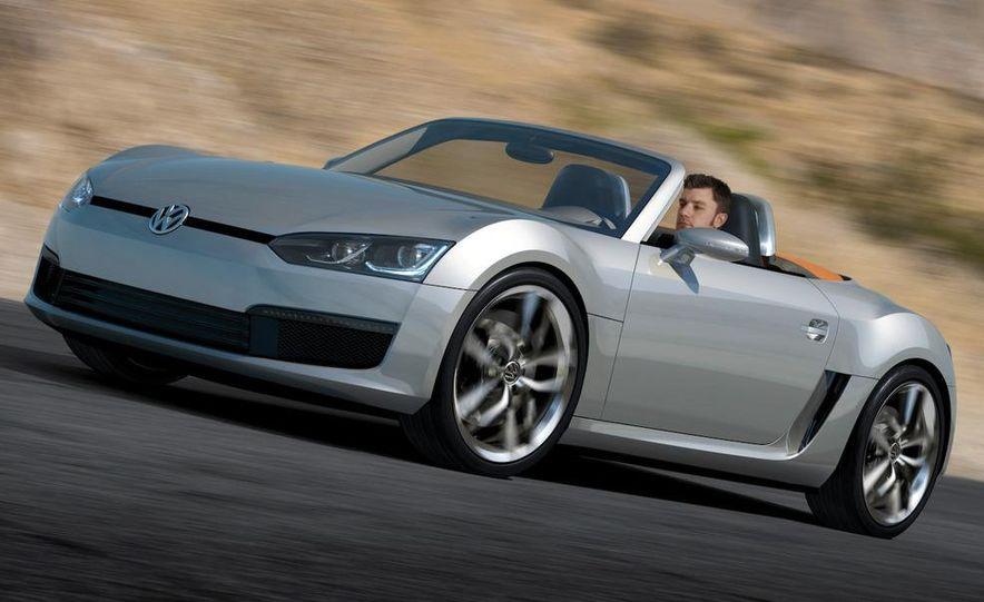 Volkswagen Concept BlueSport - Slide 15