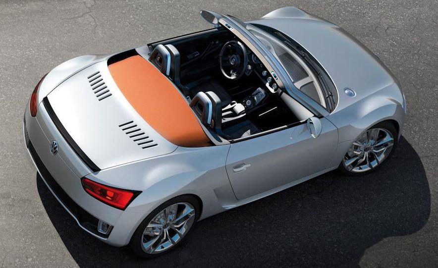 Volkswagen Concept BlueSport - Slide 18