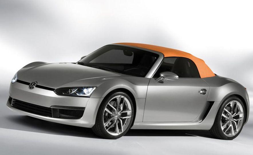 Volkswagen Concept BlueSport - Slide 2