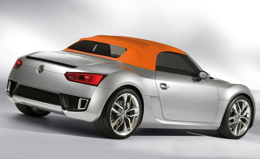 Volkswagen Concept BlueSport - Slide 6