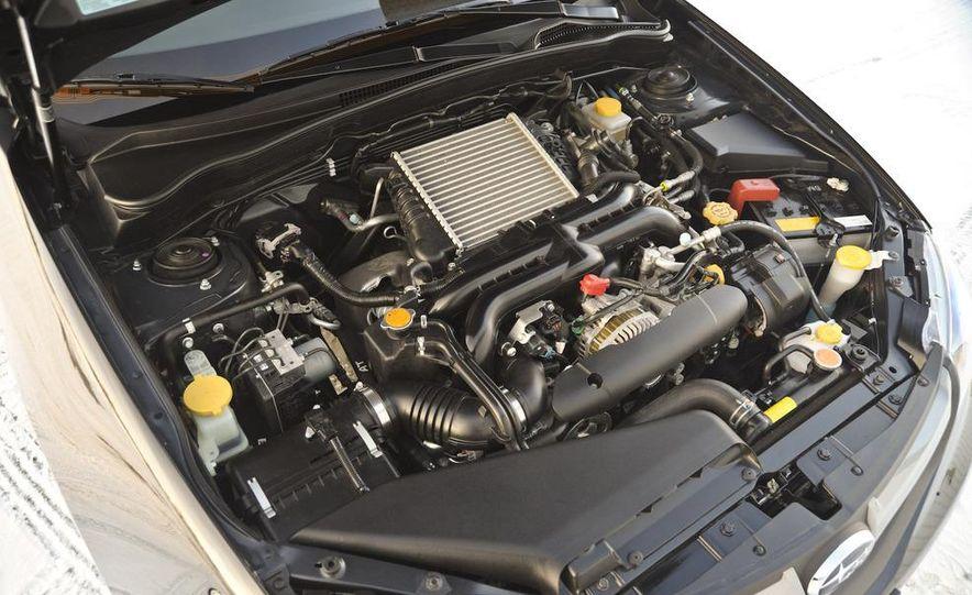 2009 Subaru Impreza WRX sedan - Slide 12