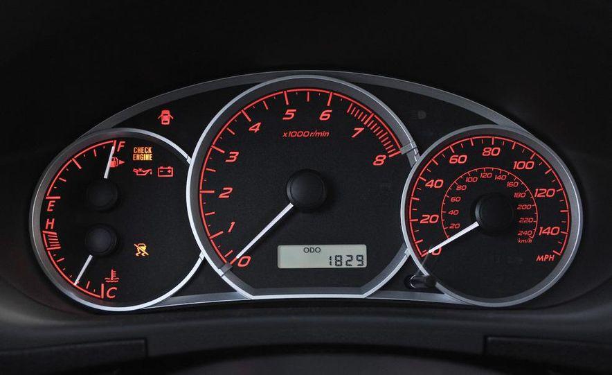 2009 Subaru Impreza WRX sedan - Slide 16