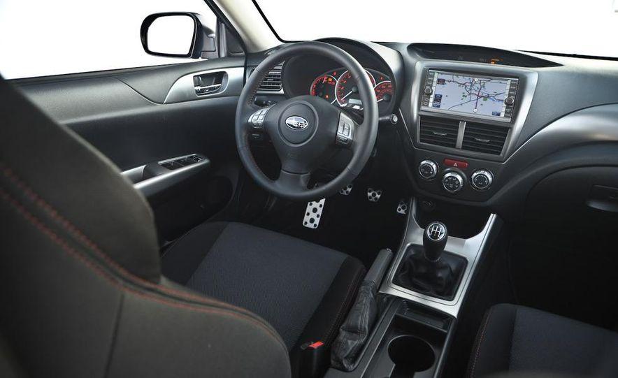 2009 Subaru Impreza WRX sedan - Slide 13