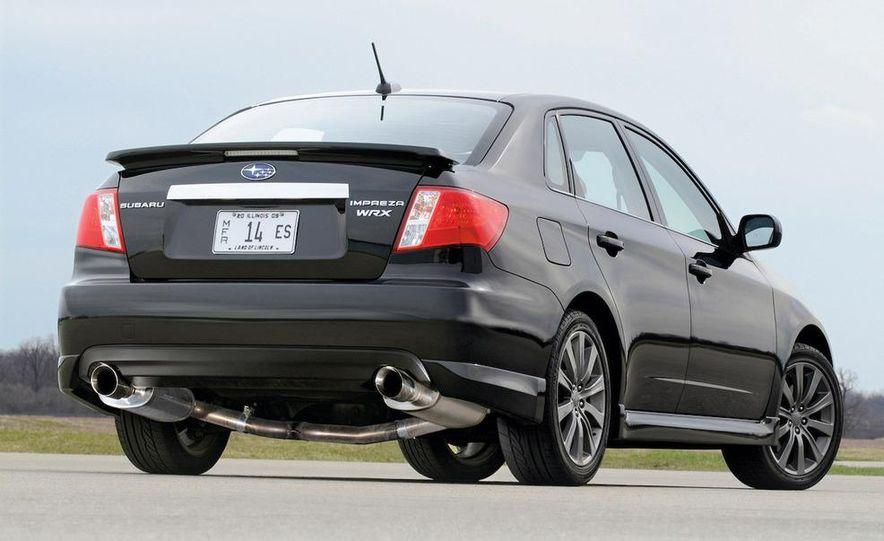 2009 Subaru Impreza WRX sedan - Slide 1