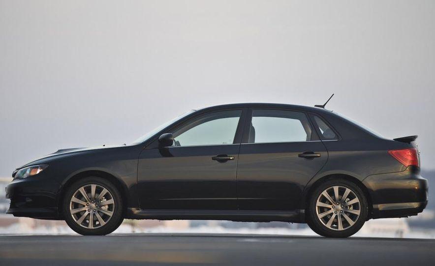2009 Subaru Impreza WRX sedan - Slide 3