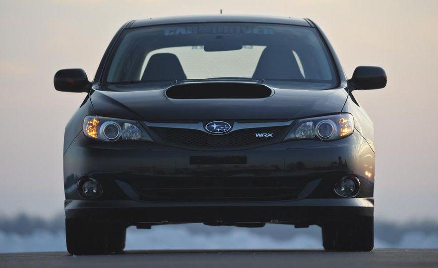 2009 Subaru Impreza WRX sedan - Slide 5