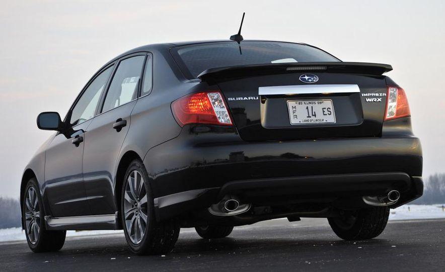 2009 Subaru Impreza WRX sedan - Slide 7