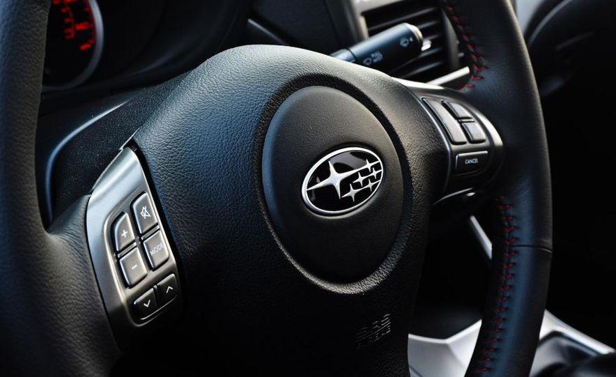 2009 Subaru Impreza WRX sedan - Slide 15