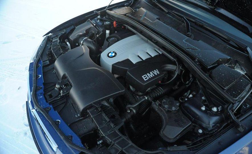 2008 BMW 123d 3-door (Euro spec) - Slide 8