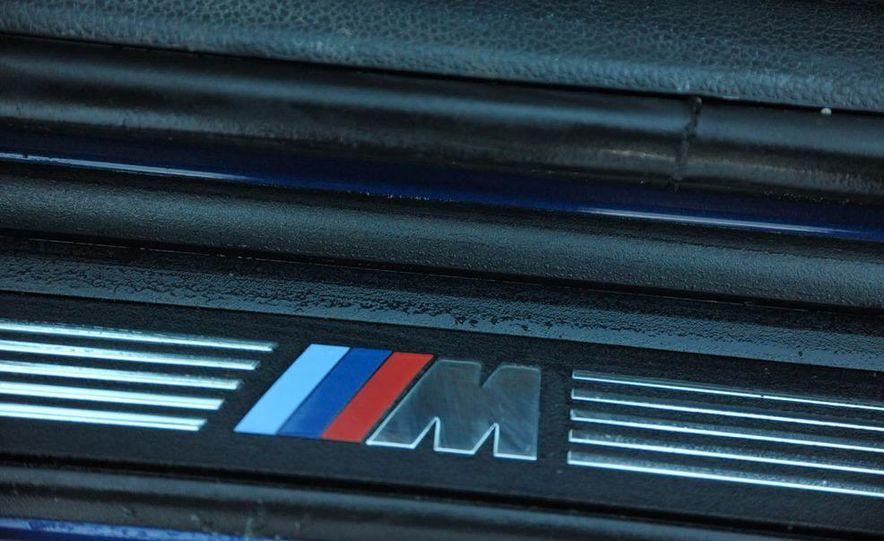 2008 BMW 123d 3-door (Euro spec) - Slide 13
