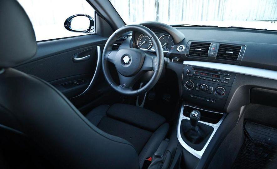 2008 BMW 123d 3-door (Euro spec) - Slide 9