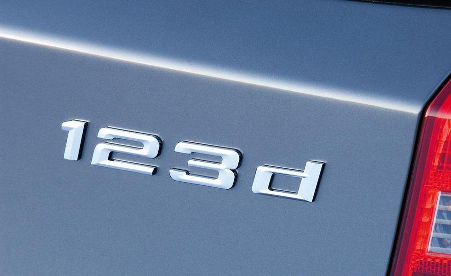 2008 BMW 123d 3-door (Euro spec) - Slide 16