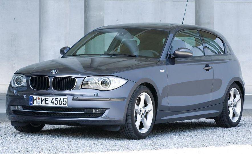 2008 BMW 123d 3-door (Euro spec) - Slide 14