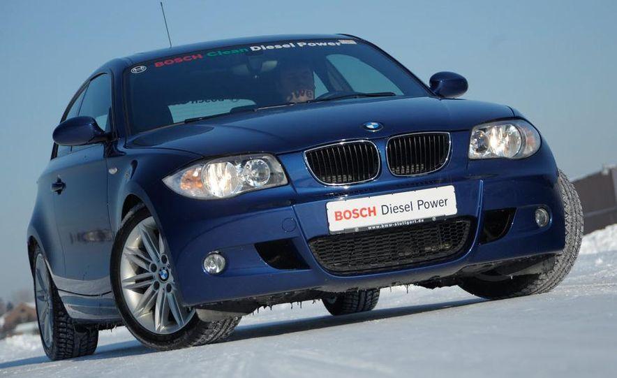 2008 BMW 123d 3-door (Euro spec) - Slide 4