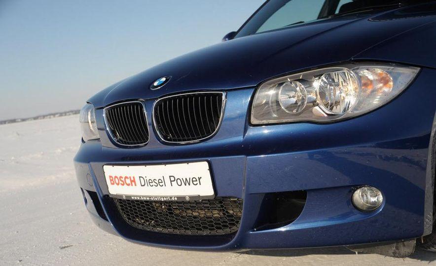2008 BMW 123d 3-door (Euro spec) - Slide 5