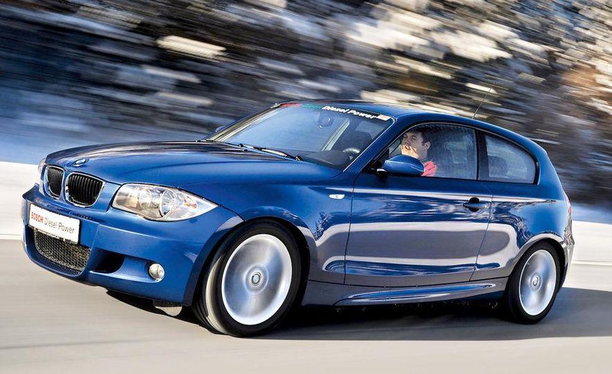 2008 BMW 123d 3-door (Euro spec) - Slide 1