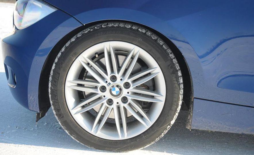 2008 BMW 123d 3-door (Euro spec) - Slide 7