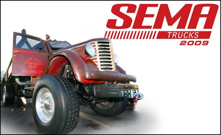 2009 SEMA Show: 10 Top Trucks