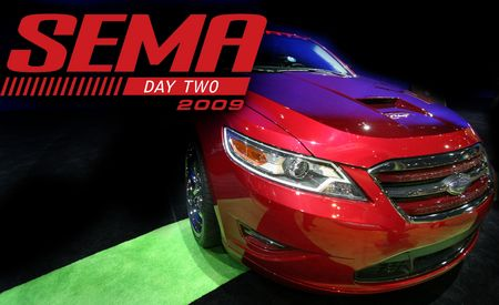 2009 SEMA Show: Day 2