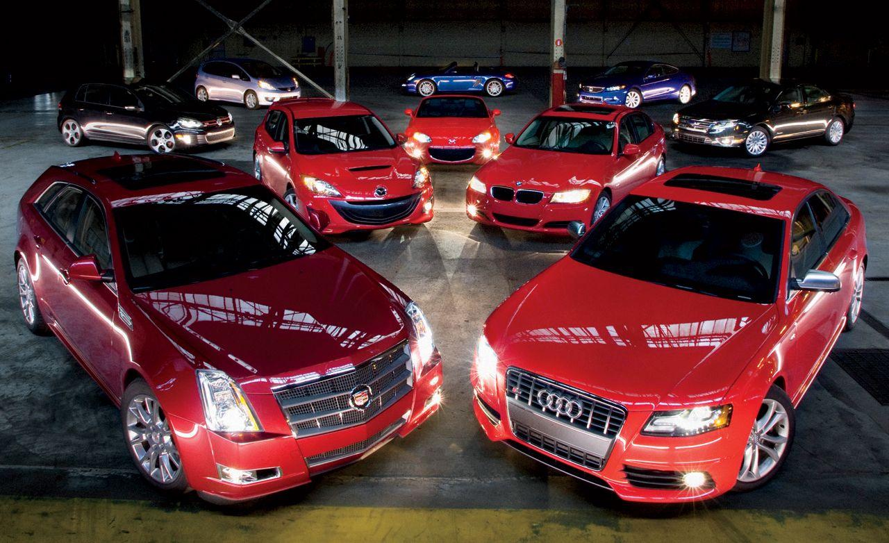 2010 10Best Cars