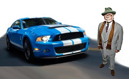 David E. Davis Jr.: Four Days with a Ford Mustang Shelby GT500, 50 Years with Carroll Shelby
