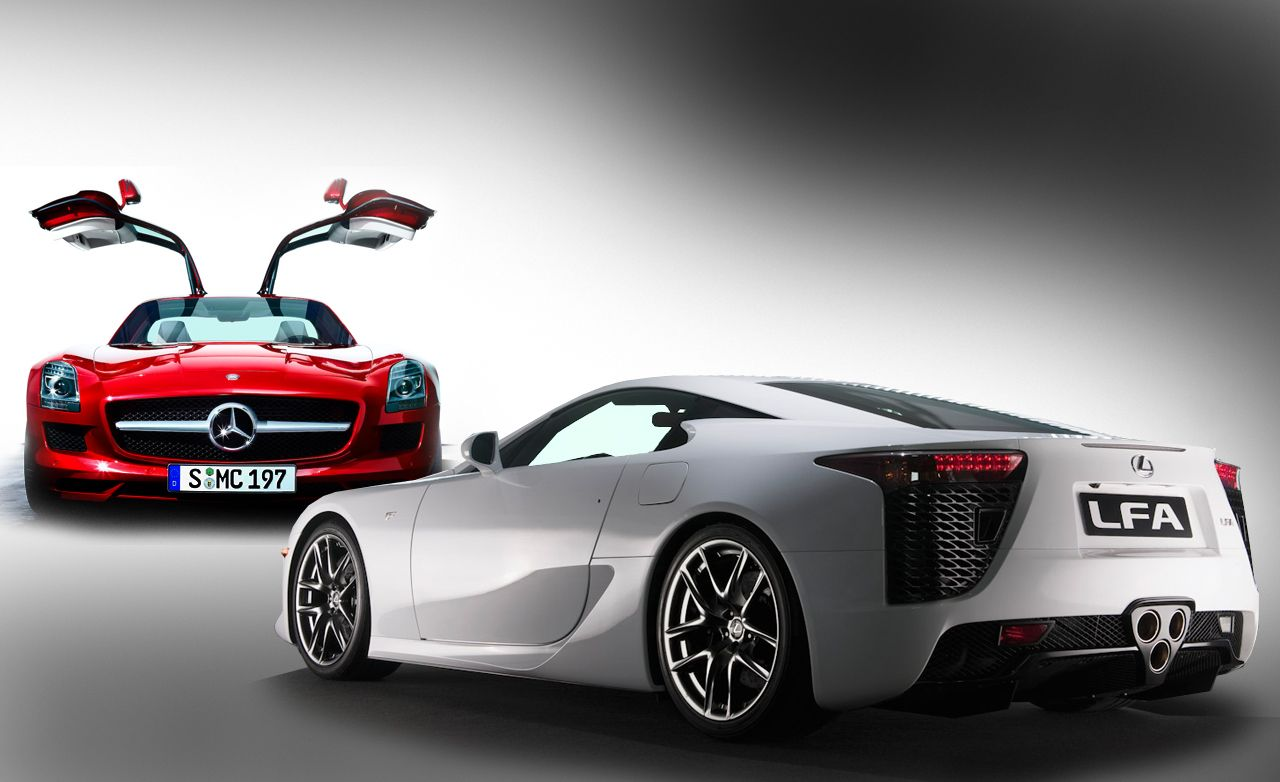 recession busters the 10 most hollywood cars of the 2009 la auto show feature
