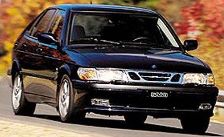Saab 9-3 SE