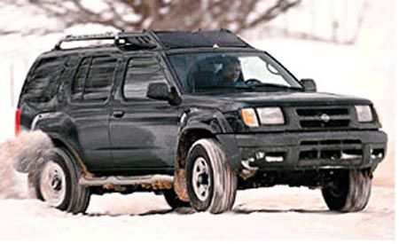 Nissan Xterra XE V-6