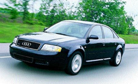 Audi A Quattro - Audi a6 quattro 2001