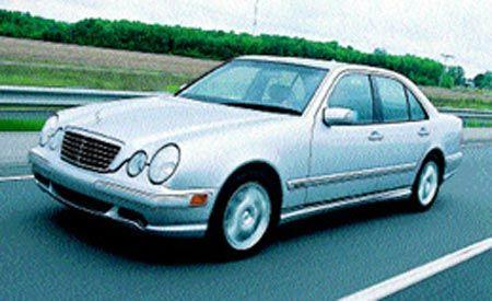 Mercedes-Benz E430
