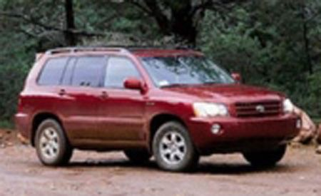 Toyota Highlander Limited V-6
