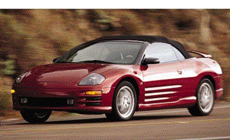 Mitsubishi Eclipse Spyder GT