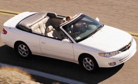 Toyota Camry Solara SLE