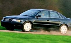 Audi S4 Quattro