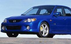 Mazda Protegé MP3