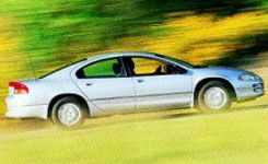 Dodge Intrepid SE