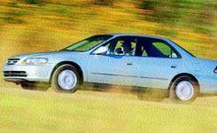 Honda Accord LX V-6