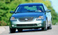 Nissan Altima 3.5SE