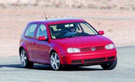Volkswagen GTI 1.8T