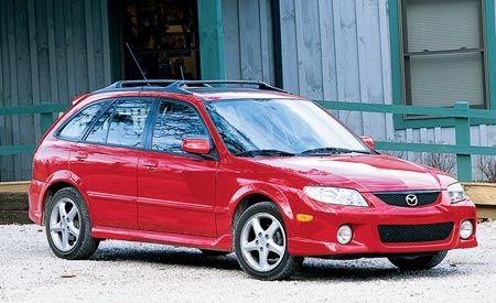 Mazda Protegé5
