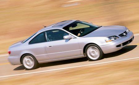Acura 3.2CL Type-S