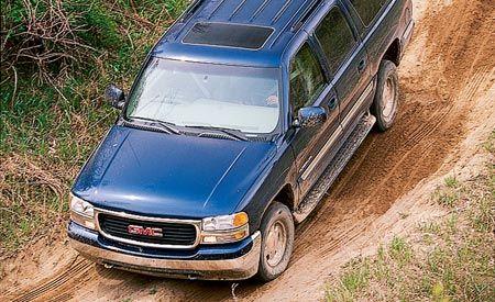 GMC Yukon XL SLT