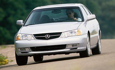2002 Acura 3.2TL Type-S