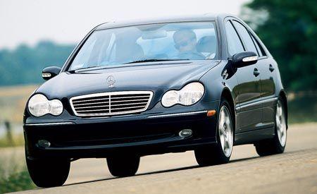 2002 mercedes benz c320 2003 Mercedes Benz Clk320