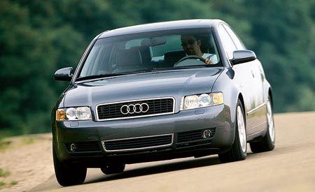 2003 Audi A4 3.0 CVT
