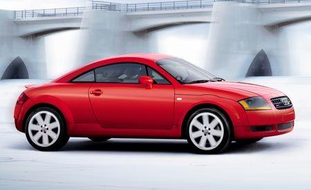 2003 Audi TT 1.8T Quattro