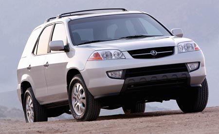 Volvo XC T - Acura 2003 mdx