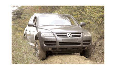 2003 Volkswagen Touareg