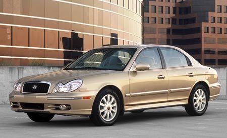 2003 Hyundai Sonata GLS V-6